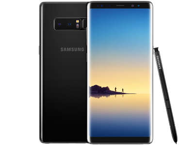 Hard Reset Samsung Galaxy Note 8