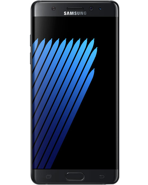 Hard Reset the Samsung Galaxy Note 7